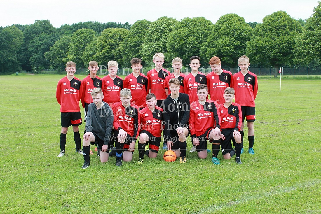 Bessacarr FC Tournament 2018