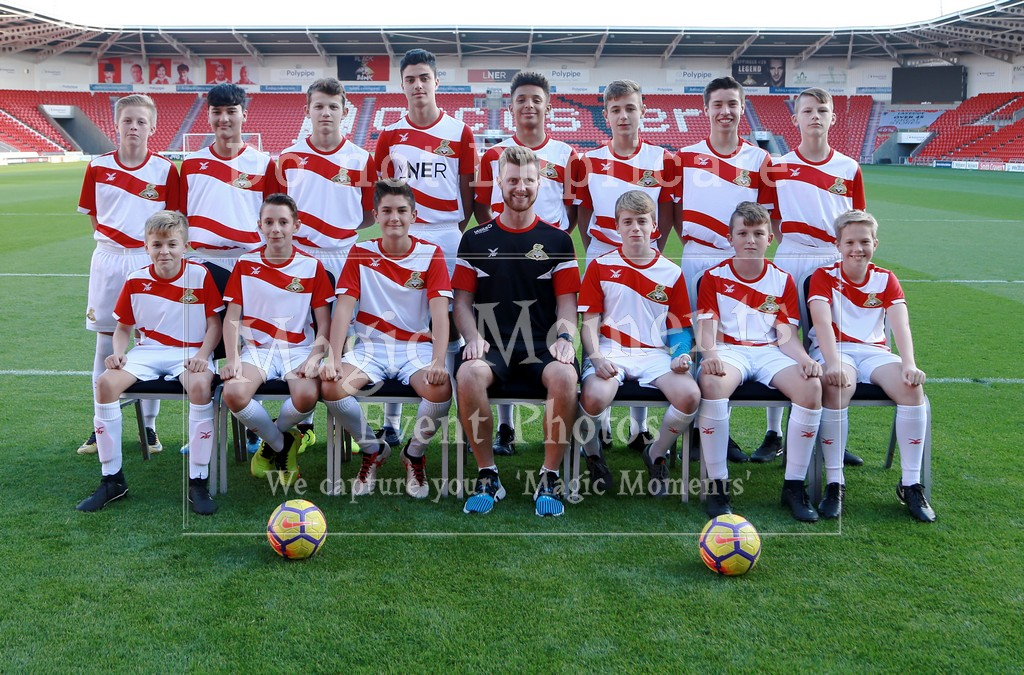 Doncaster Rovers Development Academy 2018-19